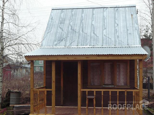 Гофролист для крыши Фото 1