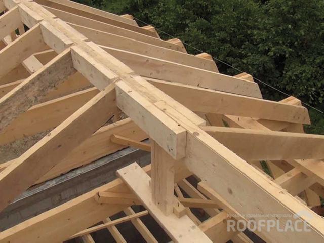 Конёк крыши  Фото 3