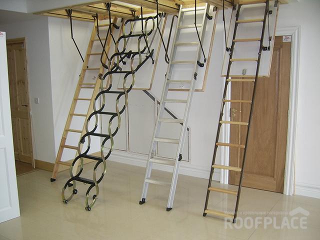 Чердачные лестницы Fakro Фото 3