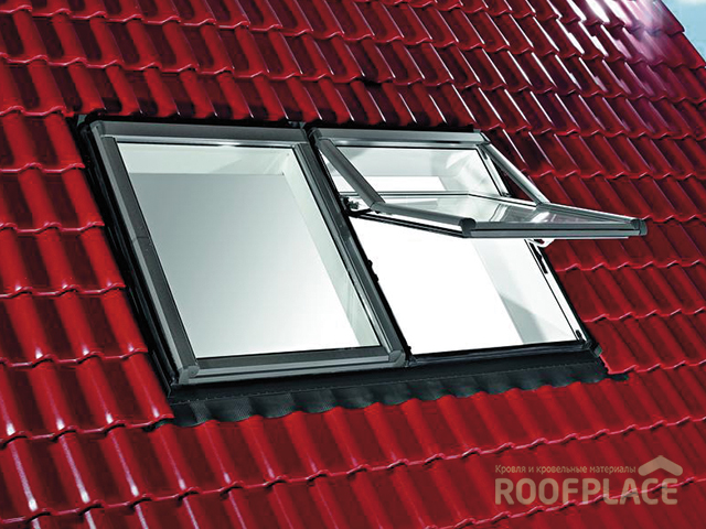 Мансардные окна Roto Фото 2