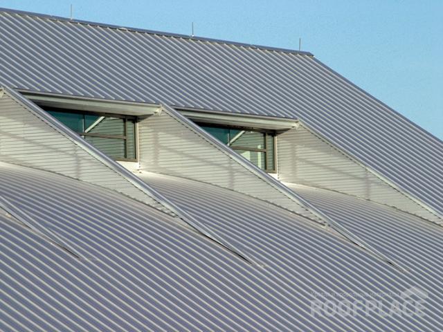 Алюминиевый шифер Фото 1
