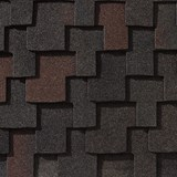 GAF Grand Canyon цвет Black Oak