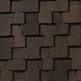 GAF Grand Sequoia цвет Autumn Brown