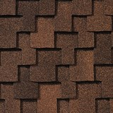 GAF Grand Sequoia цвет Mesa Brown