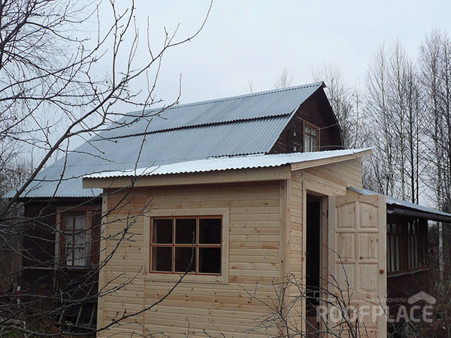 Гофролист для крыши Фото 2