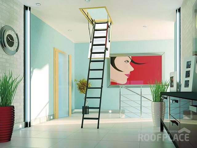 Чердачные лестницы Fakro Фото 2