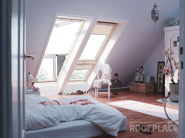 Мансардные окна Velux Фото 2